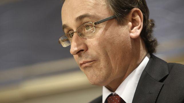 Alfonso Alonso ve bien que Ortega Lara y Abascal creen su propio partido si no coinciden con el