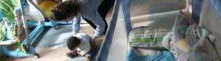 Imagen de archivo de un centro de acogida de menores en la provincia de Alicante.