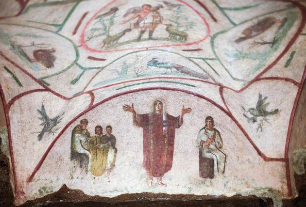 La catacumba que puede cambiar la historia de la Iglesia