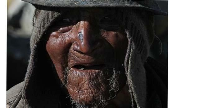 Una persona de 123 años vive en Bolivia