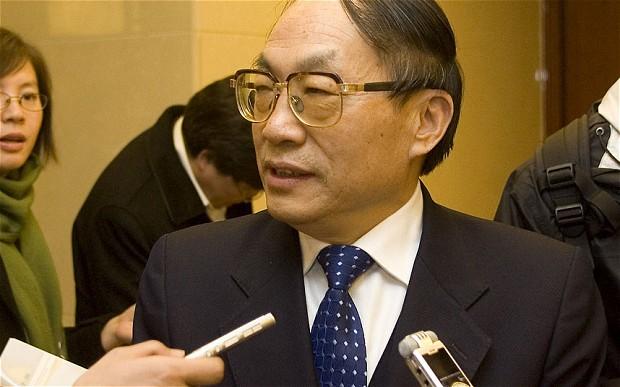 Condenan a pena de muerte al ministro de Ferrocarriles de China por corrupcin