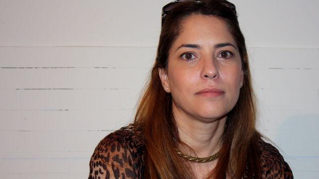 Yunia Romero es española, su padre tiene permiso de residencia en España pero le han denegado la atención sanitaria (Foto: Olga Rodríguez)