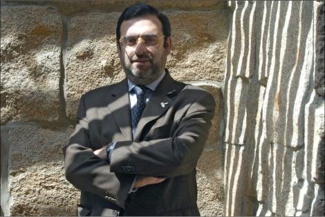 Roberto Sanz Pinacho fue director general de Madrid 2012.| José Aymá