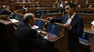 Sánchez fue elegido por
