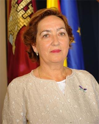 La consejera de Agricultura de Castilla-La Mancha, María Luisa Soriano.