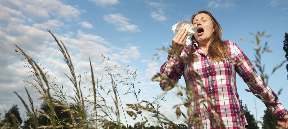 ¿Influye en nuestra alergia el lugar en el que vivimos? (Corbis)