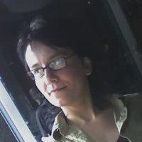 Irina, una de las diplomáticas expulsadas