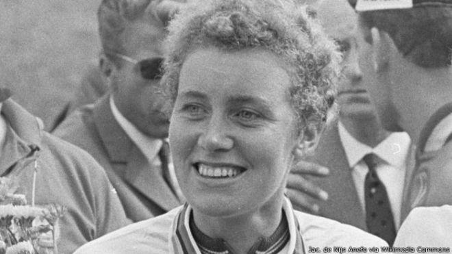 Beryl Burton en 1967