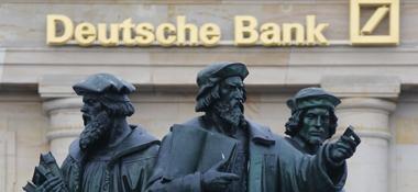 Una sucursal de Deutsche Bank