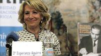 Aguirre asegura que no ha cobrado ni sueldos ni sobresueldos del PP