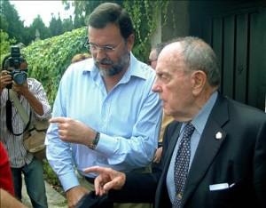 Fraga le obligó a casarse para poder prosperar en política, según Enric Sopena