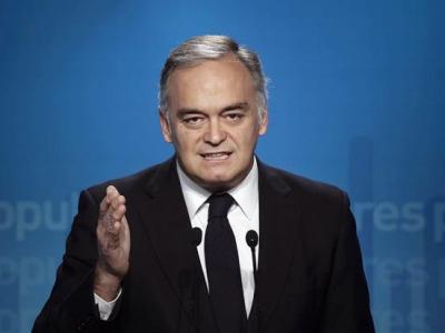 Esteban González Pons, vicesecretario general del PP. EFE