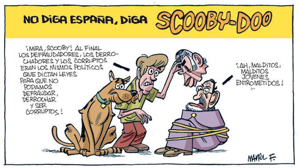 No diga España - Manel Fontdevila